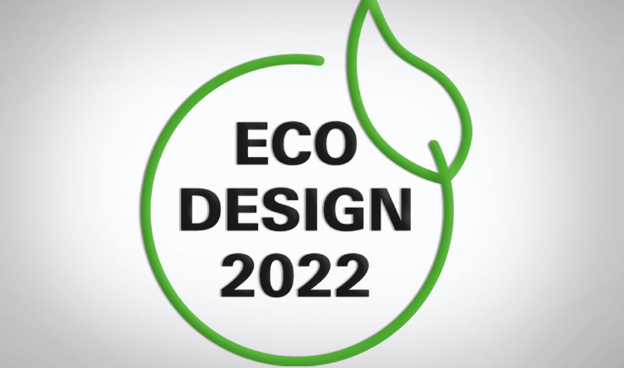 Eco design 2022 logo